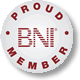 BNI Scotland South & East  Proud Member